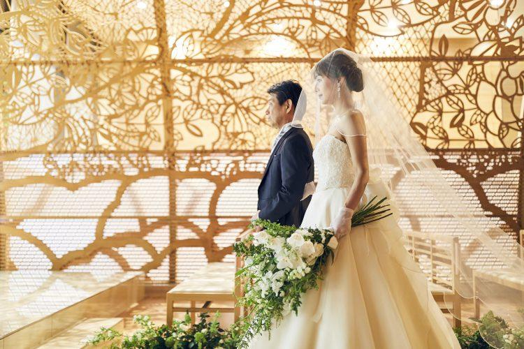 受賞歴のあるチャペル!ANAクラウンプラザホテル広島で結婚式をしよう