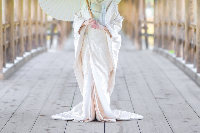 花嫁衣裳・和装